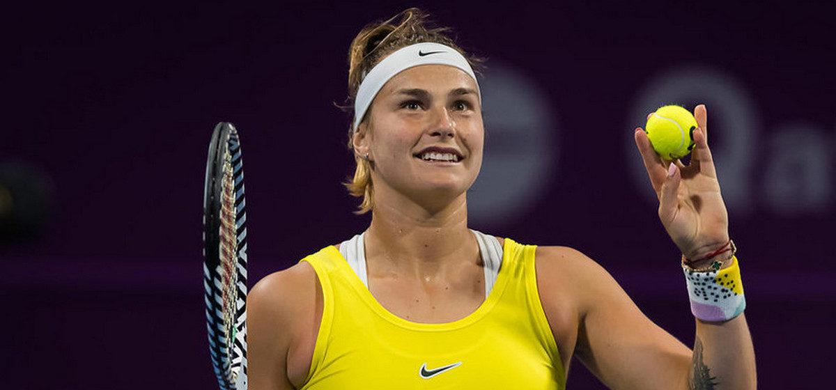Белорусская теннисистка Арина Соболенко стала победительницей турнира категории «Премьер»