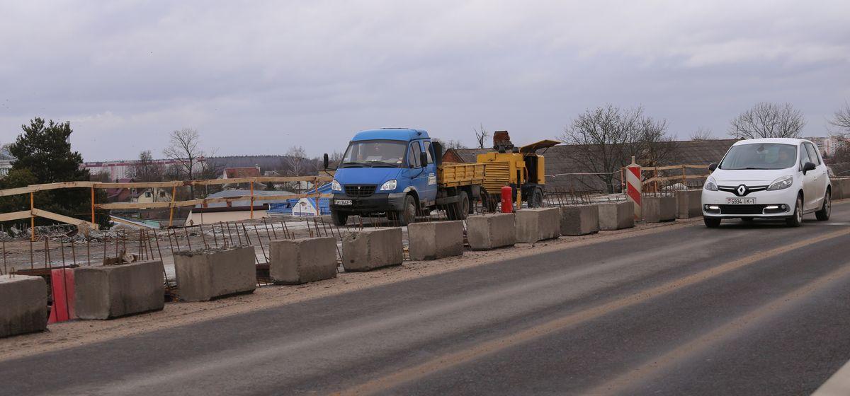 Путепровод на улице Ленина в Барановичах опять перекроют