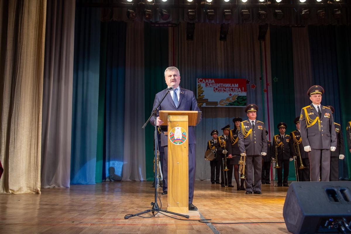 Григорий Кособуцкий – председатель городского Совета депутатов. Фото: Андрей БОЛКО