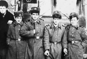 «Армия – это особенная жизнь» — две истории о том, как жители Барановичей служили в разные эпохи