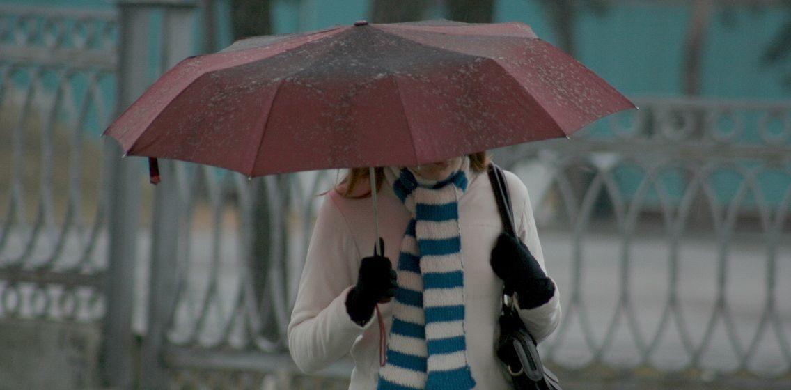 Ветрено и мокро. Метеорологи рассказали о погоде в Барановичах на этой неделе