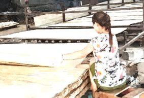 Так и живем. Работница мебельного предприятия о своих доходах и расходах. «Полгода назад получала 800 рублей, сейчас – 385»