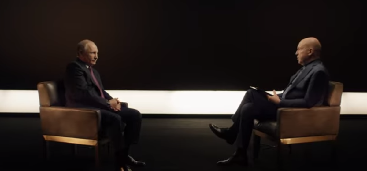 Путин о своих двойниках: «Идея была, но я отказался»