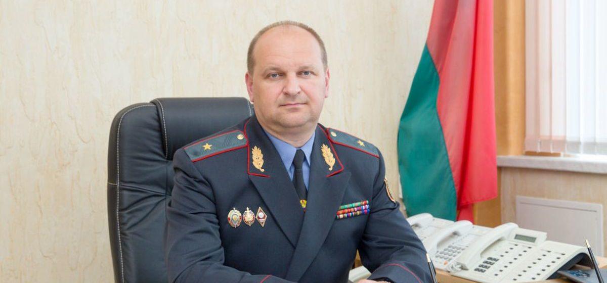 Начальник УВД Брестского облисполкома проведет прямую телефонную линию