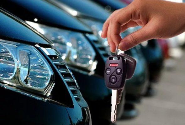 Взять машину в аренду в автопрокатной компании в аэропорту Борисполь