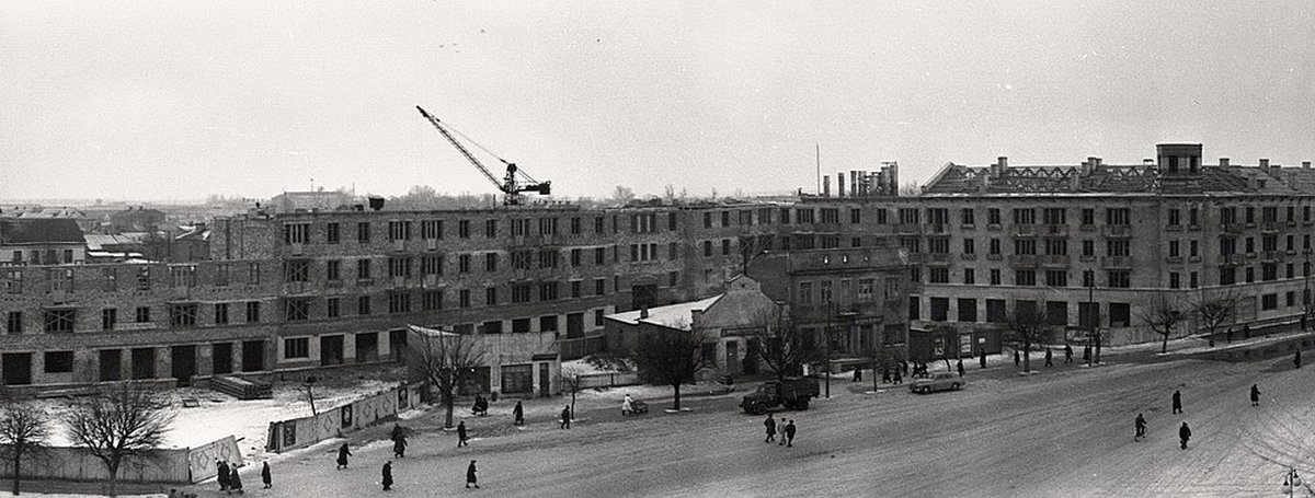 Начало строительства БПХО и гибель Карвата. Чем запомнились Барановичам годы Крысы