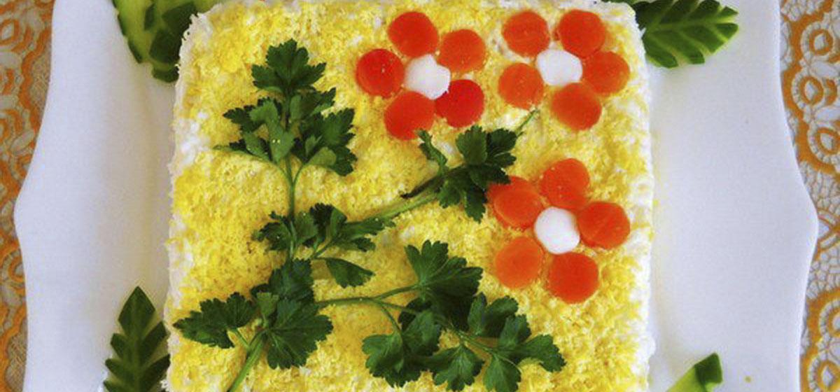 Вкусно и просто. Салат с апельсинами