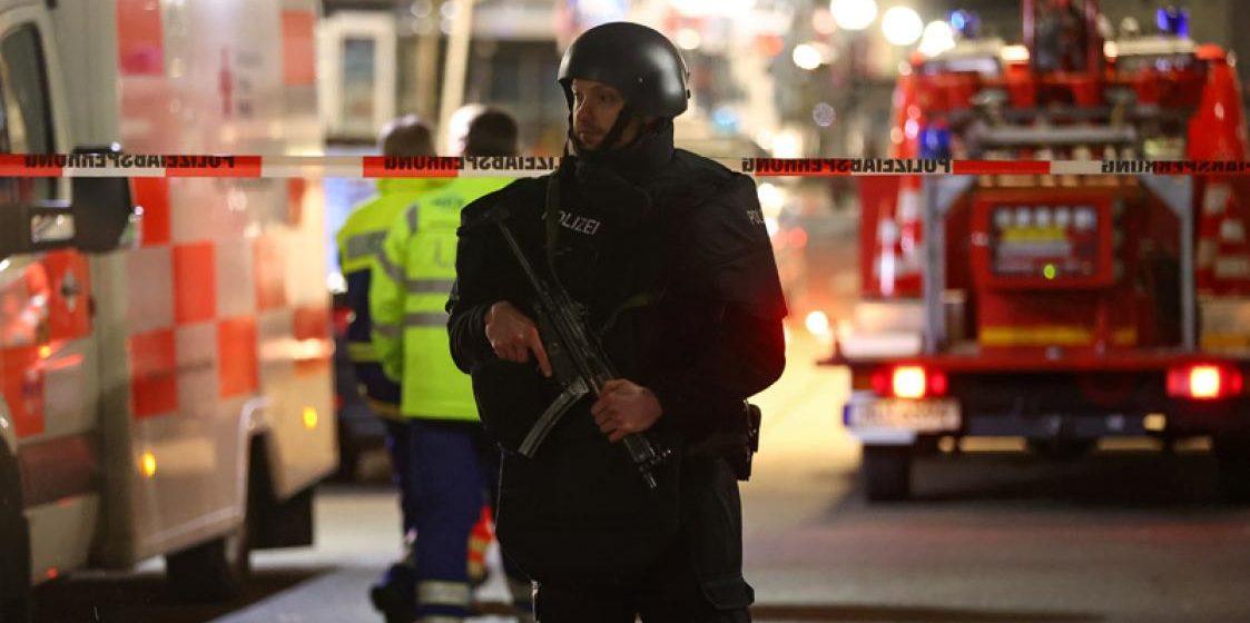 Стрельба в кальянных в Германии: погибли девять человек. Видео