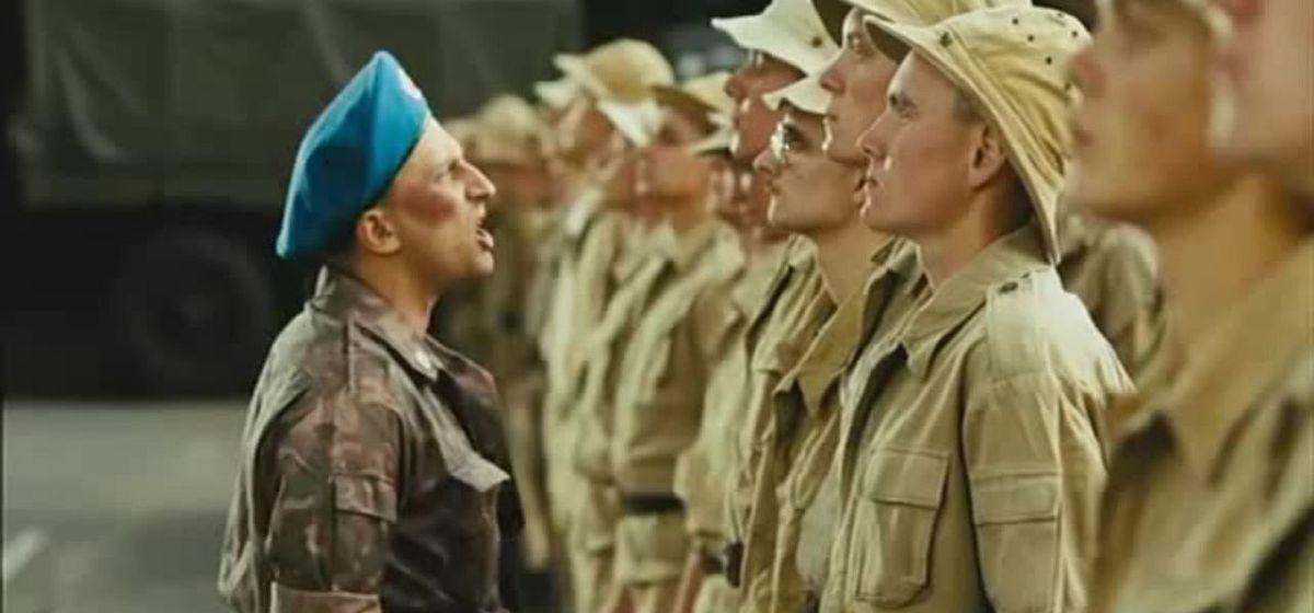 Тест. Как вы разбираетесь в солдатском сленге?