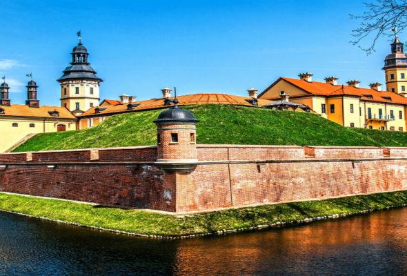 Город с красивой и древней историей
