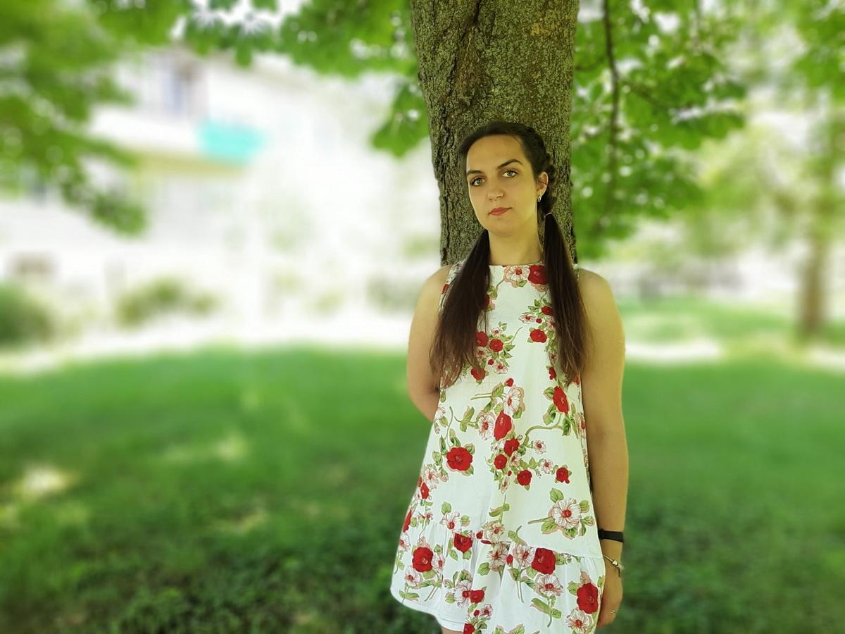 Виктория Курицына. Фото: личный архив