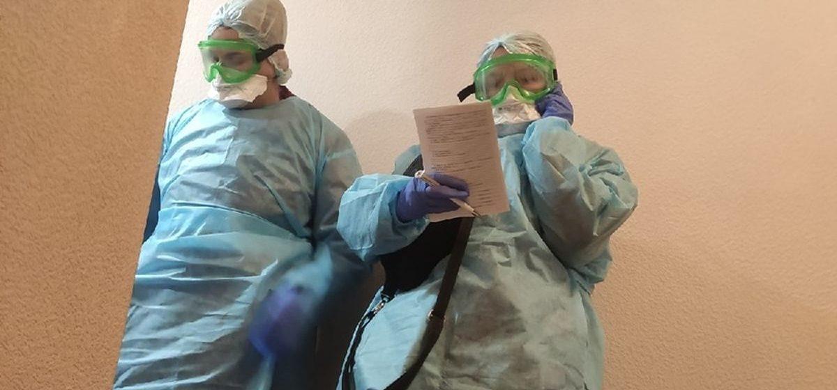 Минздрав: три случая коронавируса зарегистрированы в Беларуси