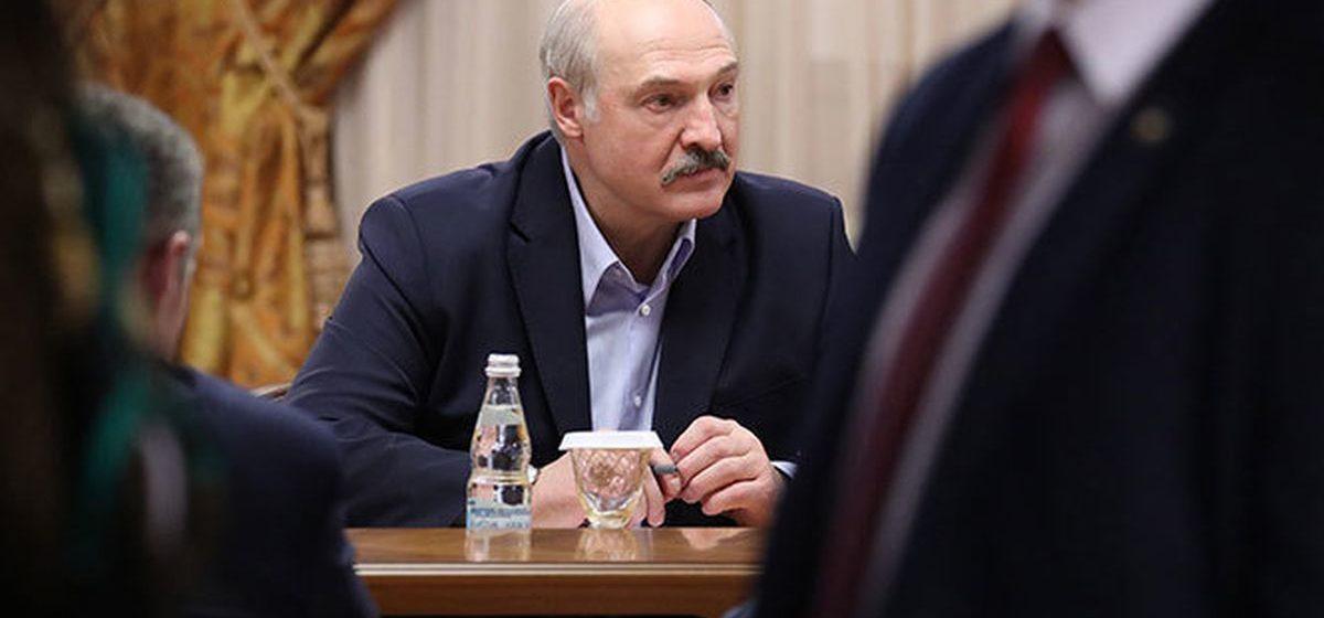 Лукашенко: Помните — ваш первый президент, которого вы когда-то избрали, никогда не станет последним