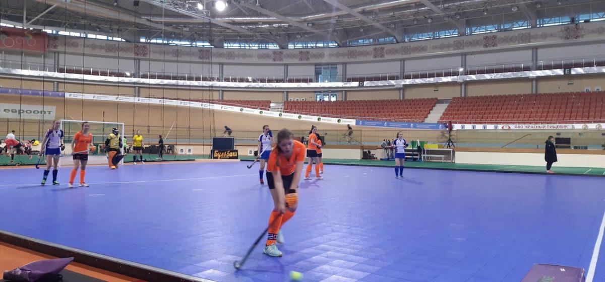 Восемь команд боролись за медали в чемпионате страны по индорхоккею. На каком месте «Текстильщик-БарГУ»?