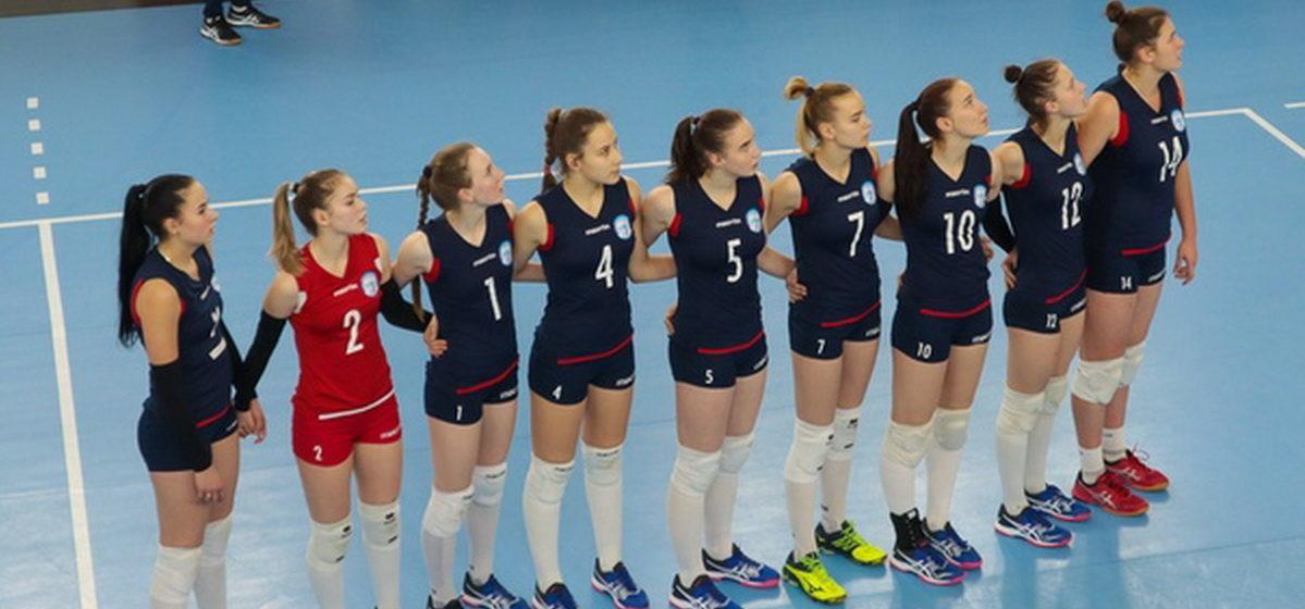 Как волейболистки «Атланта-БарГУ» сыграли в Новополоцке?