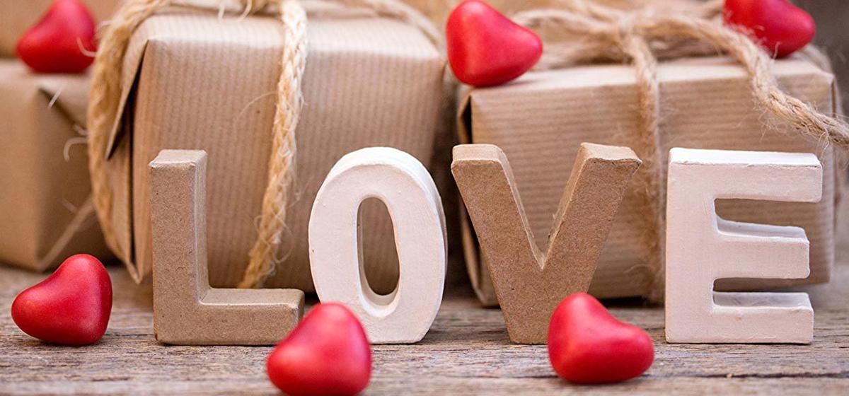 Идеи оригинальных подарков ко Дню святого Валентина*