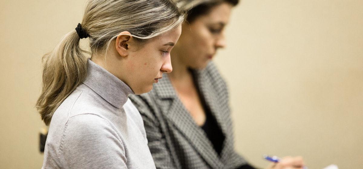 Вынесен приговор девушке за ДТП, в котором погибли ее мама и бабушка