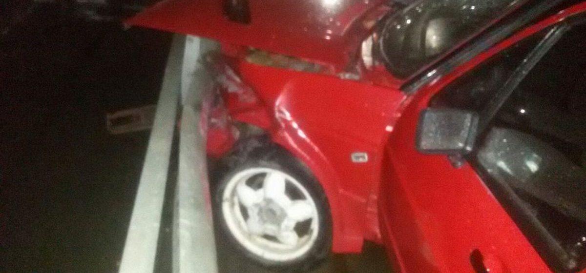 Пьяный водитель в Ляховичах спровоцировал три ДТП