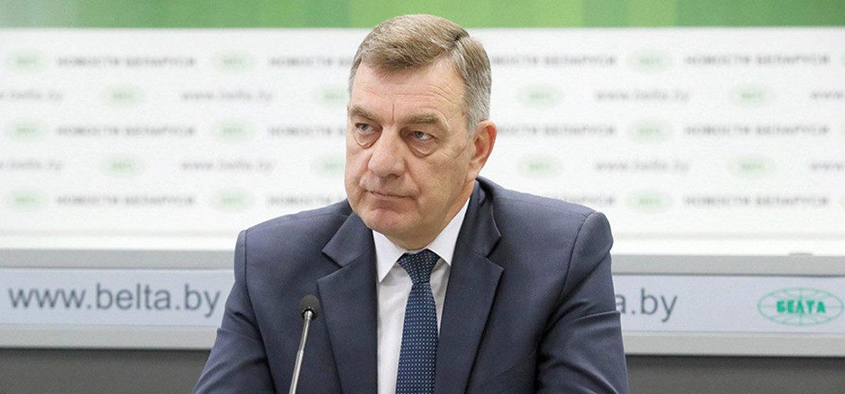 Новый вице-премьер назначен в Беларуси