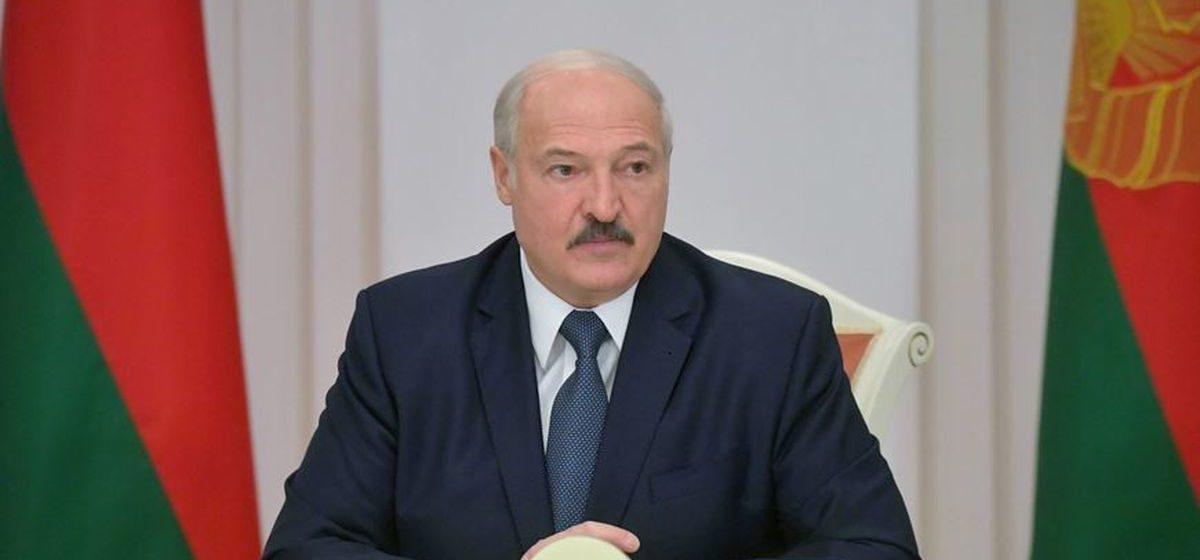 Лукашенко: «Мы рассчитываем на дешевые кредиты от США на строительство той же несчастной трубы с Балтики»