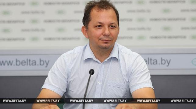 Директор компании «ФТМ Брокерс» Александр Сабодин, фото belta