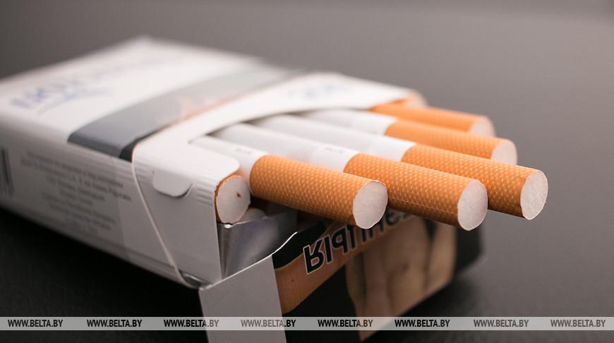 С 1 апреля в Беларуси дорожают некоторые марки сигарет