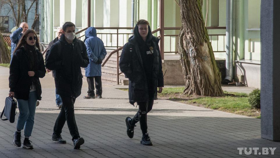Минздрав Беларуси про ситуацию с коронавирусом: «Новых случаев заражения не выявлено»
