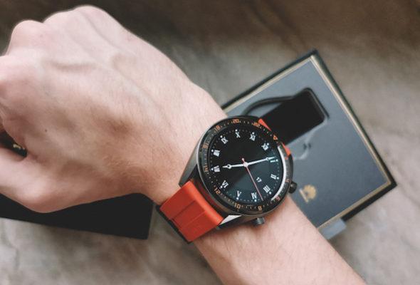 Преимущества смарт-часов Huawei Watch GT