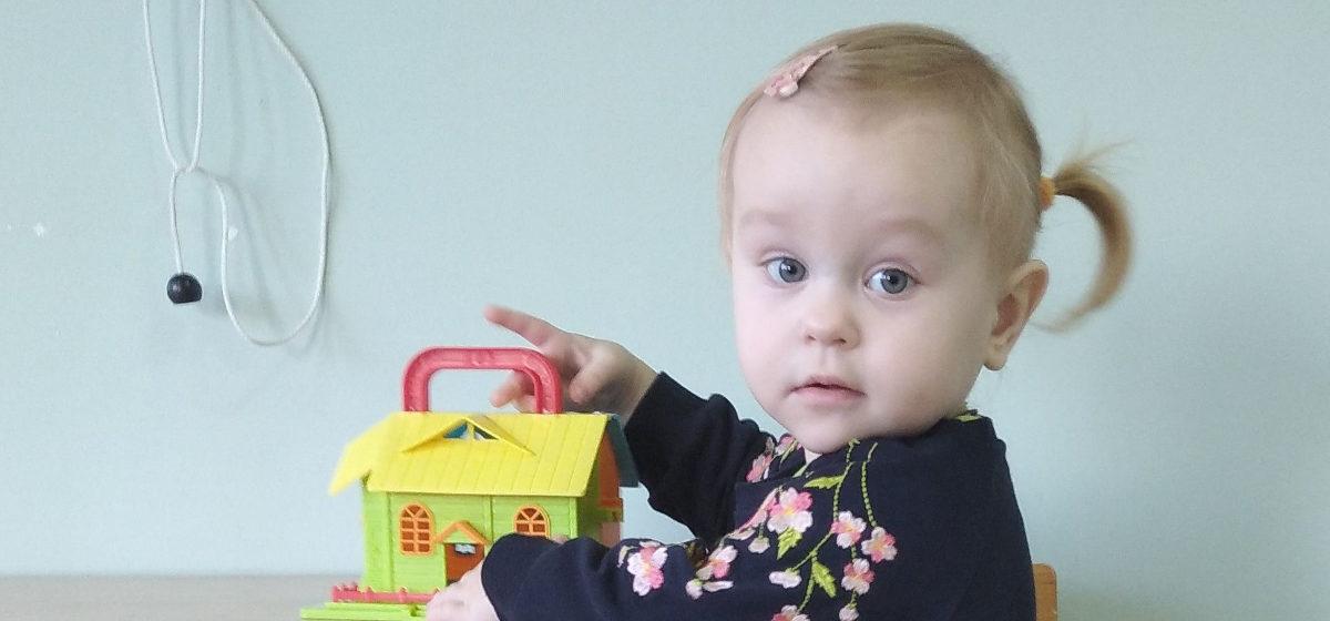 Уникальную операцию сделали белорусские врачи двухлетней барановичской девочке