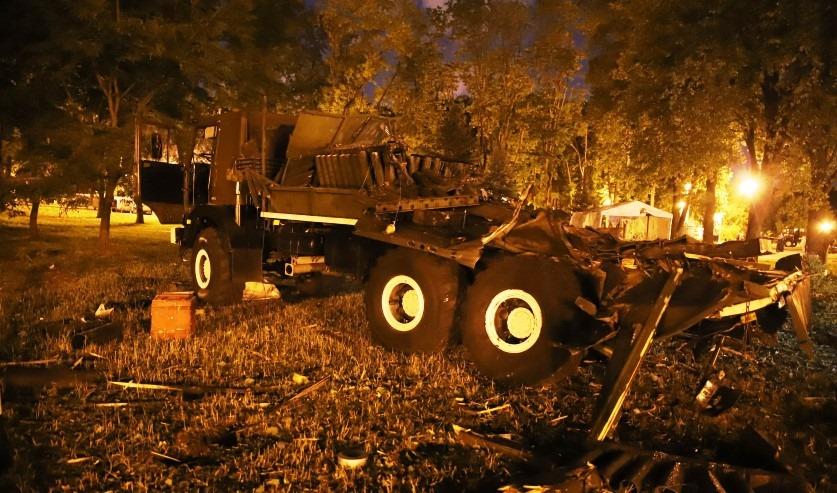 Завершено расследование о взрыве во время салюта в Минске: трое обвиняемых, 11 пострадавших, одна погибшая