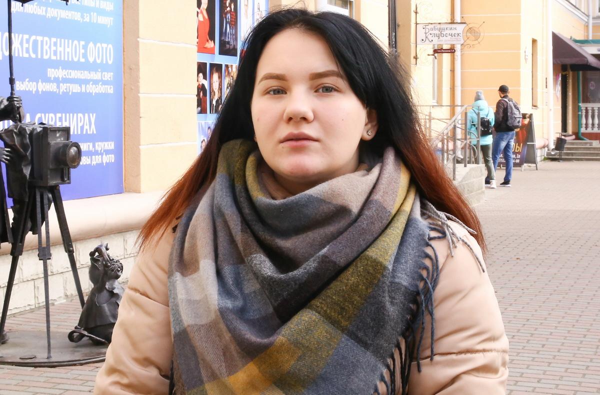Ангелина. Фото: Татьяна МАЛЕЖ