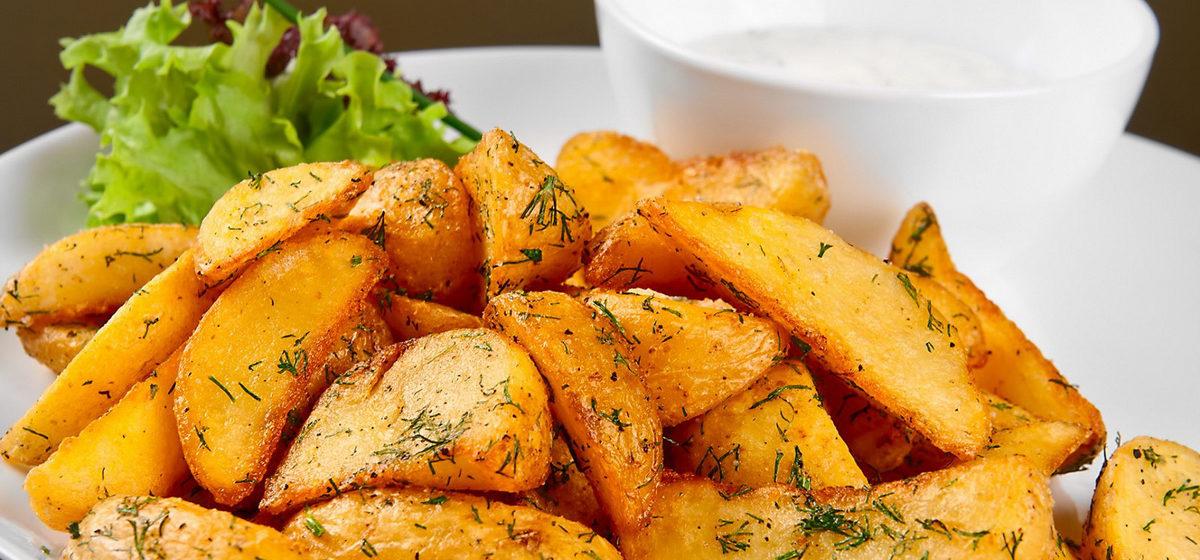 Вкусно и просто. Картофель по-деревенски вдуховке
