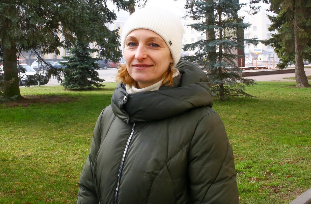 Елена.  Фото: Татьяна МАЛЕЖ