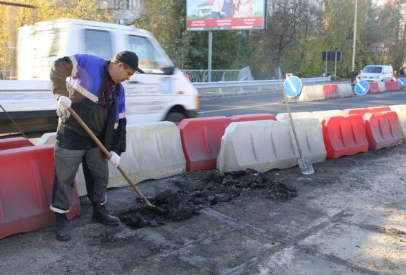 В четверг, 12 марта, путепровод на улице Ленина в Барановичах перекроют. В седьмой раз