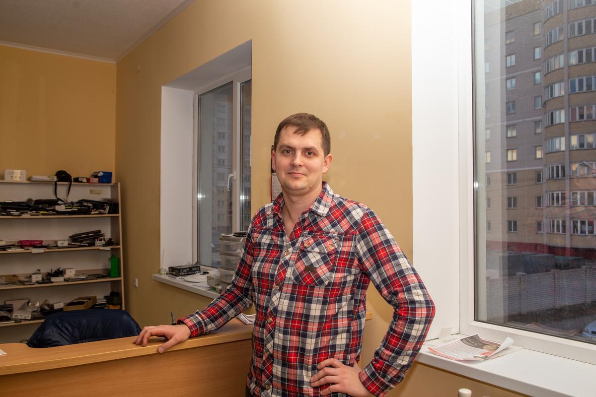 Эдуард Евлашевский. Фото: Андрей БОЛКО