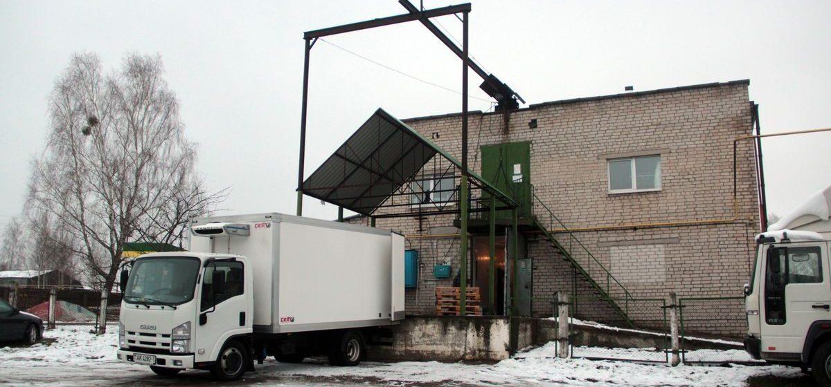 Предприятие по переработке морепродуктов ликвидируют в Барановичах. На торги выставили здания фирмы