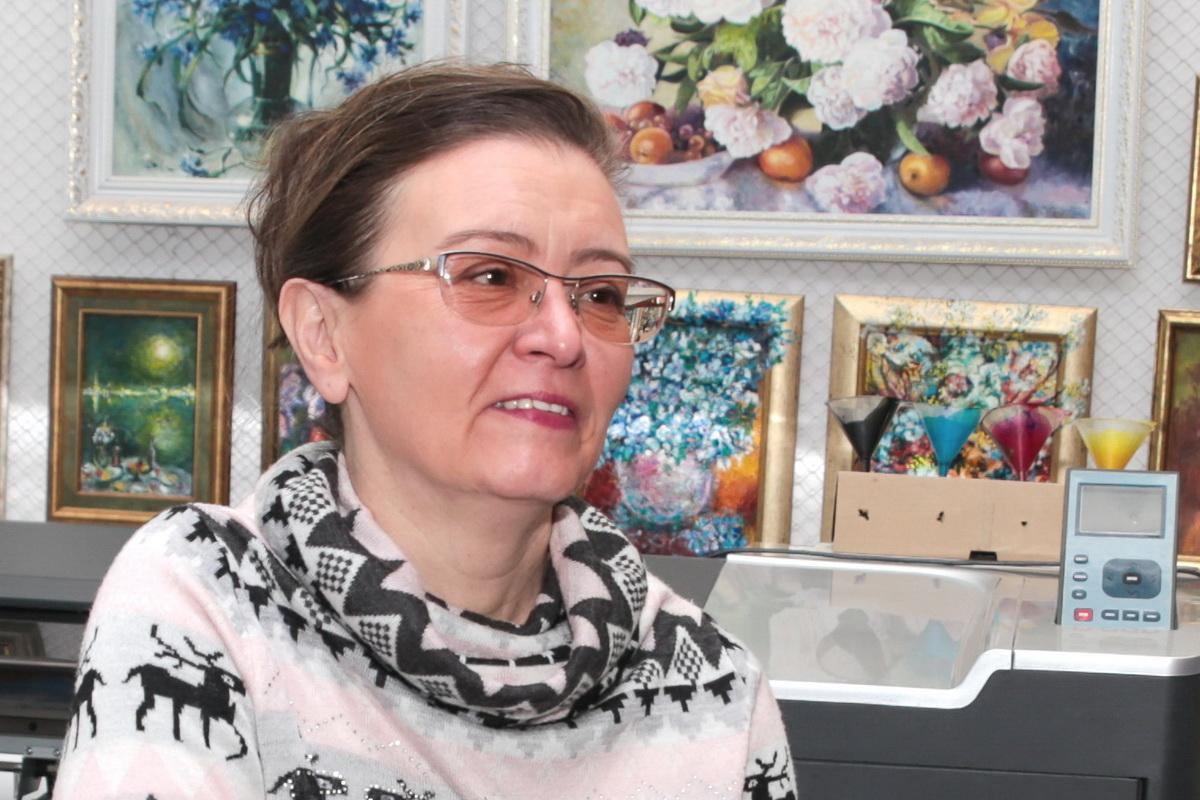 Олеся Ромейко. Фото: Андрей БОЛКО