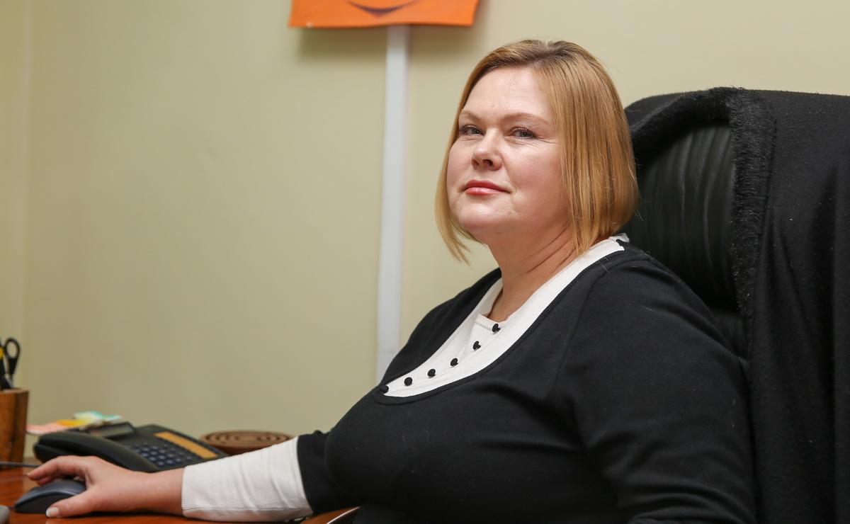 Елена Терентьева. Фото: Андрей БОЛКО