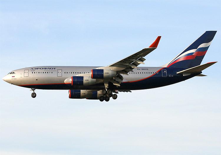 Из-за коронавируса Россия вводит новые ограничения на полеты