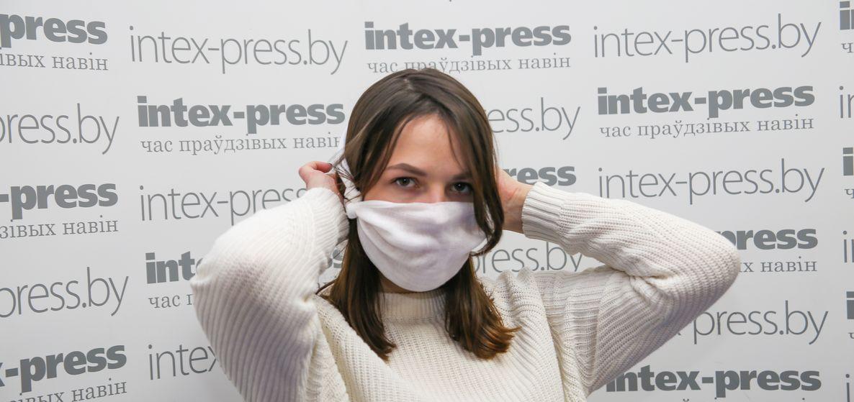 Как сделать маску от коронавируса за 5 минут. Видео