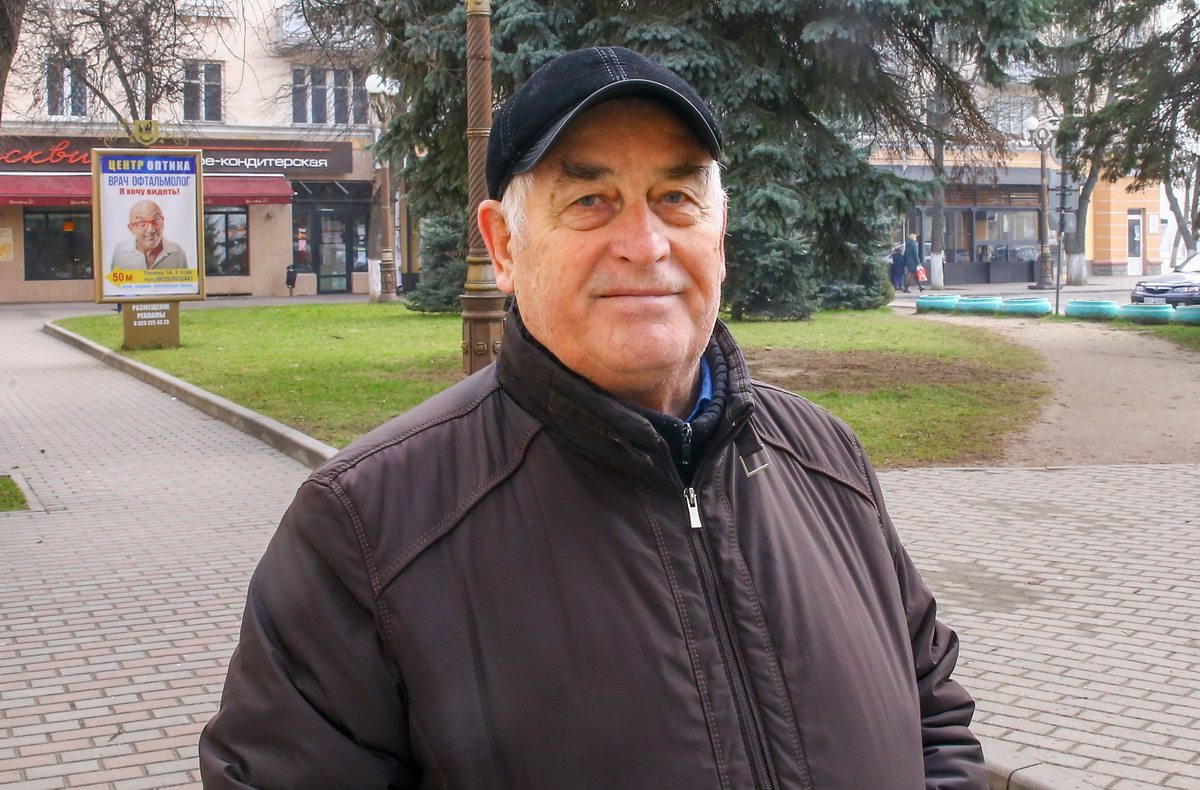 Иван Иванович. Фото: Татьяна МАЛЕЖ