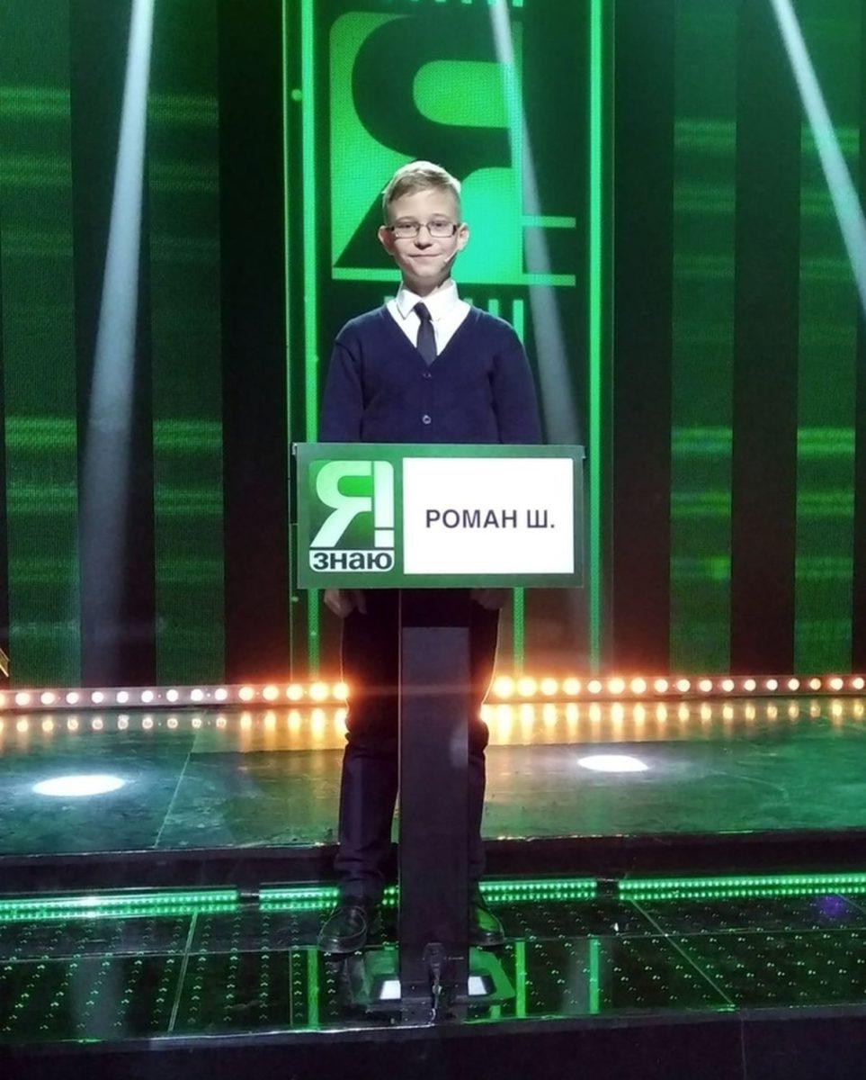 Роман Шерышев во время съемок проекта на канале Беларусь-1. Фото: архив семьи ШЕРЫШЕВЫХ