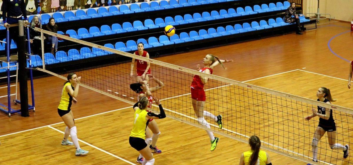 Волейбольный «Атлант-БарГУ» поставили на паузу. Чемпионат страны отложен из-за угрозы коронавируса