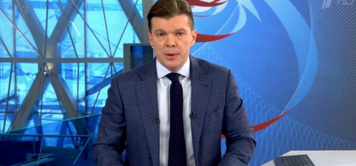 «Братья! Простите!» Российский телеканал извинился за ошибочное сообщение о смерти от коронавируса в Беларуси
