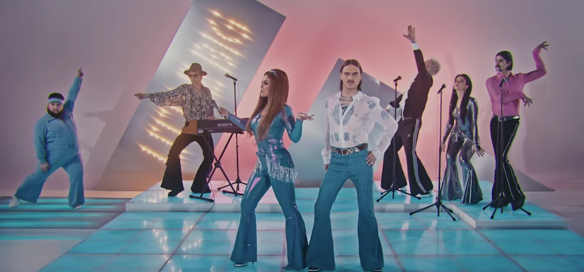 Российская группа Little Big представила песню на «Евровидение». Это нужно увидеть