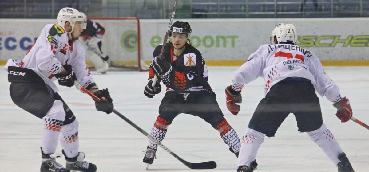 Барановичи – с победой! Как ХК «Авиатор» сыграл в Бобруйске