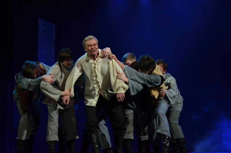 Виктор Дашкевич. Фото: архив театра им. Якуба Коласа http://kolastheatre.by