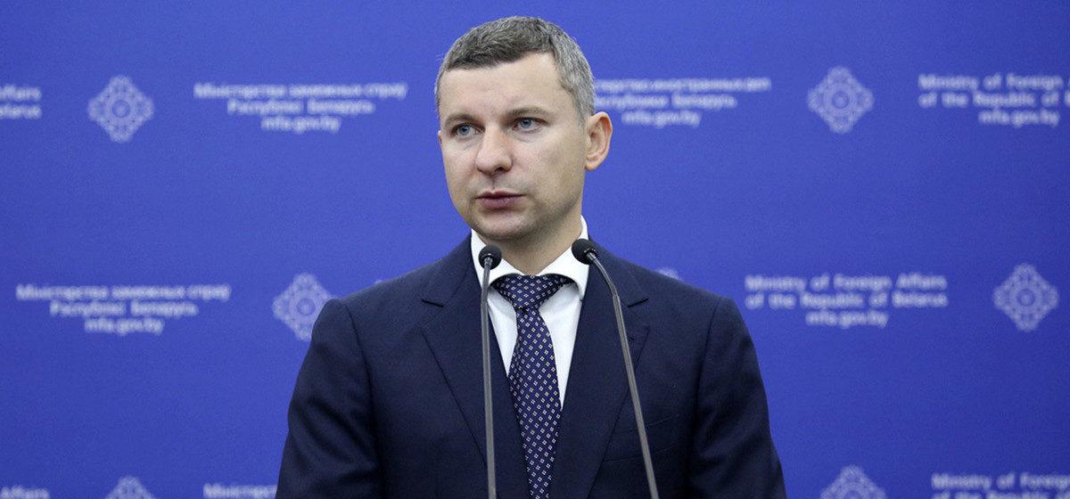 МИД РБ: установлены два случая завоза на территорию Беларуси коронавируса из Москвы