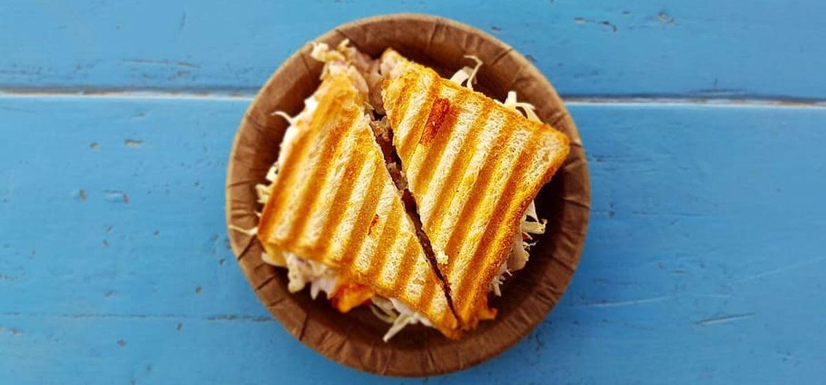 Два простых способа быстро приготовить вкусные бутерброды. Видео