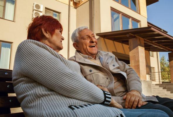 Сеть частных домов для престарелых УЮТный Дом